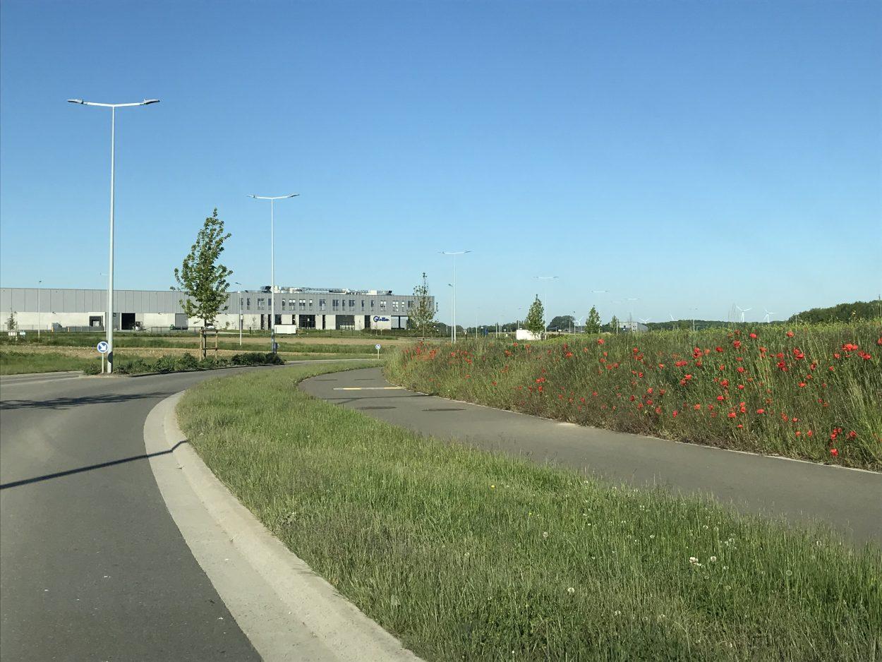 Des terrains en cours de vente dans ce superbe parc Mecalys